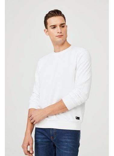 Avva Sweatshirt Beyaz